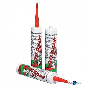 Den braven for Silicone paint sealant